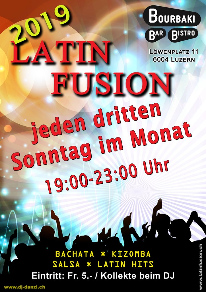 Flyer Latin Fusion PS 2019 3 kl