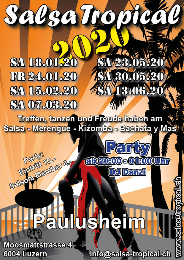 Salsa Tropical 2020 1 Semester Flyer A6 V01 kl